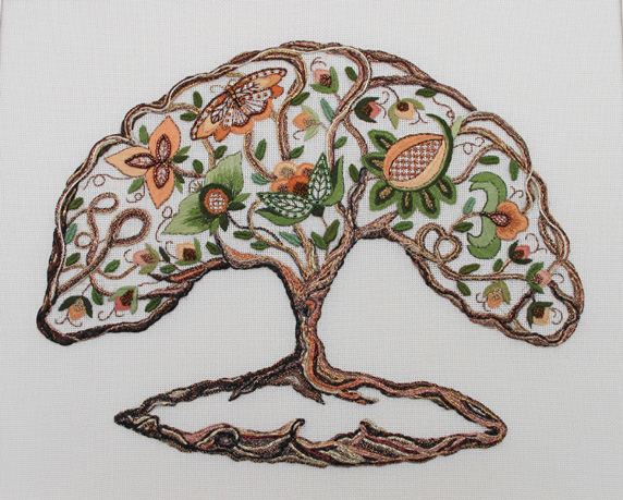 """Tree of Life"" by Lynn Payette"